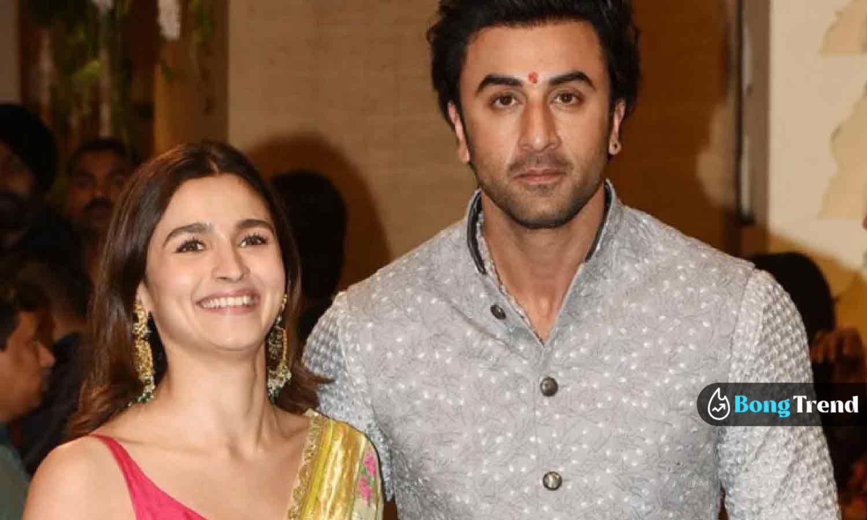 Alia Bhatt singing with Ranbir Kapoor আলিয়া ভাট রণবীর কাপুর