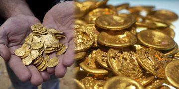 massive gold found in turkey স্বর্ণ সোনা