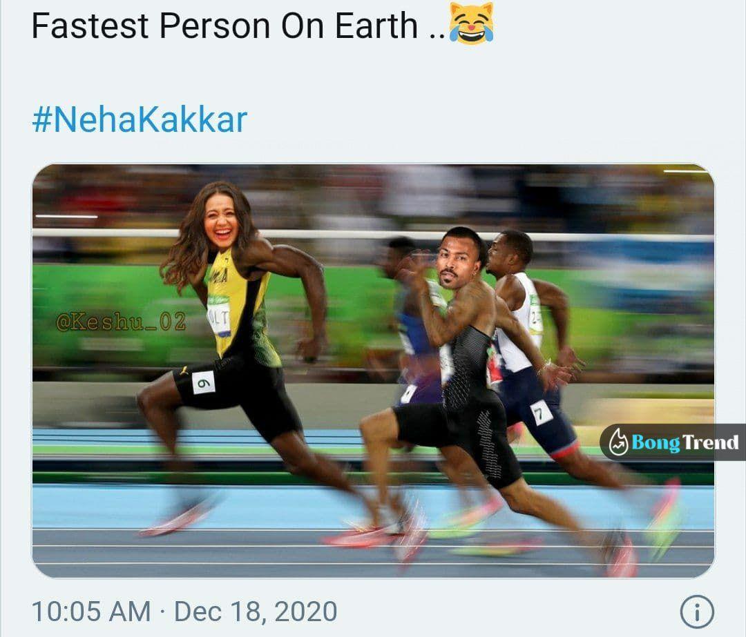 Neha Kakkar নেহা কক্কর