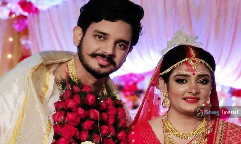 Sourav Banerjee Twarita Chatterjee wedding