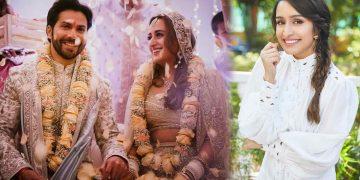 Varun Dhawan Natasha Dalal Wedding Sraddha Kapoor শ্রদ্ধা কাপুর বরুন ধাওয়ান নাতাশা দালাল