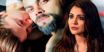 Anushka Sharma Virat Kohli private moment