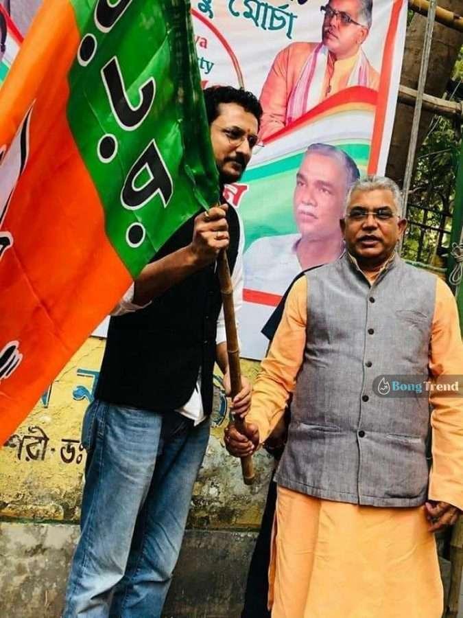 Koushik Roy BJP