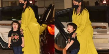 Kareena Kapoor Khan Taimur