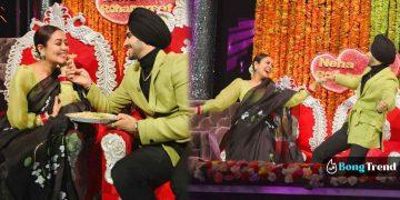 Neha Kakkar Rohanpreet Singh নেহা কক্কর রোহানপ্রীত সিং ইন্ডিয়ান আইডল Indian Idol