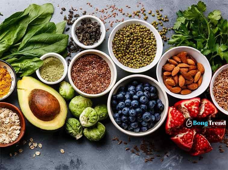 স্বাস্থ্যকর খাবার Neutritious Food