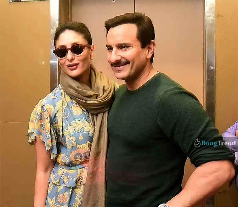সাইফ আলী খান Saif Ali Khan Kareena Kapoor কারিনা কাপুর