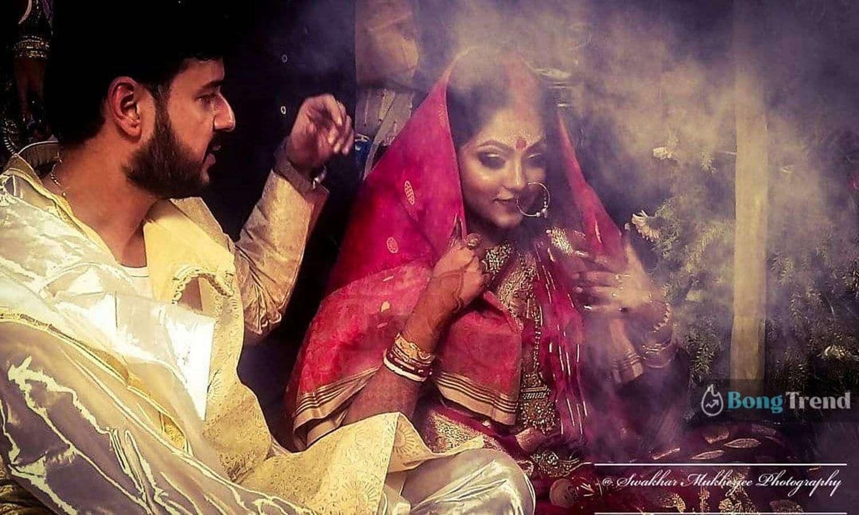 Photo of টলিউডে ফের বাজল বিয়ের সানাই! সাতপাকে বাঁধা পড়লেন 'সৌদামিনীর সংসার' -এর লোকু
