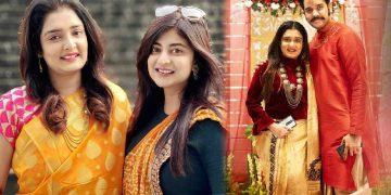 Twarita Chatterjee Wedding Photo ত্বরিতা চ্যাটার্জী sandipta sen সন্দীপ্তা সেন