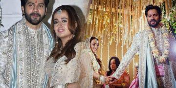 নাতাশা দালাল বরুণ ধাওয়ান Varun Dhawan Natasha Dalal