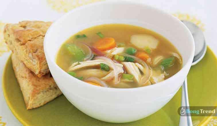 Chicken Soup চিকেন স্যুপ