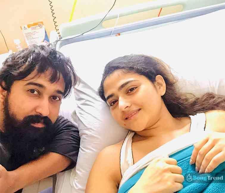 Aindrila Sharma Cancer, sabyasachi chowdhury