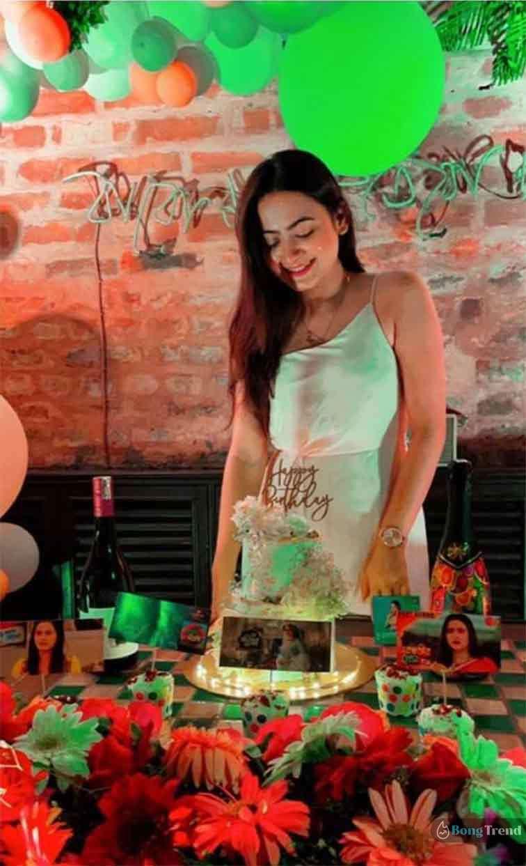 পল্লবী দে Pallabi Dey Birthday Proposal