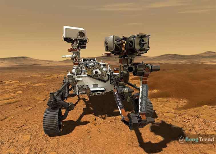 Nasa Perseverance Rovar to Mars