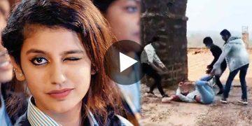 Priya Prakash Viral Video