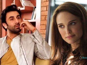 Ranbir Kapoor রণবীর কাপুর Natalie Portman ন্যাটলি পোর্টম্যান