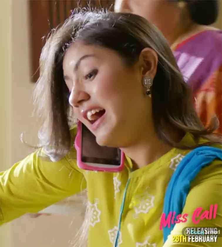 Rittika Sen Sohom Chakraborty Upcoming Bengali Movie Misscall