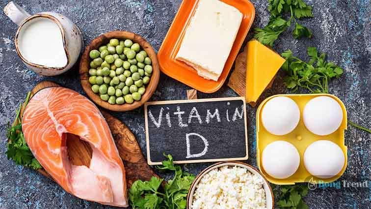 ভিটামিন ডি Vitamin D