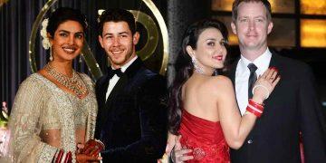 Priyanka Chopra Priety Zinta Bollywood Actresses who married foreigners