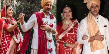 Dia Mirza Second Marriage দিয়া মির্জা দ্বিতীয় বিয়ে