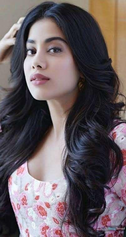 Janhvi Kapoor Bollywood Actress