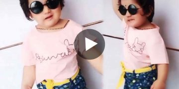 Viral Video of Little girl dancing