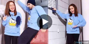 Neha Kakkar Rohanpreet Singh নেহা কক্কর রোহানপ্রীত সিং ভাইরাল ভিডিও Viral Video dancing