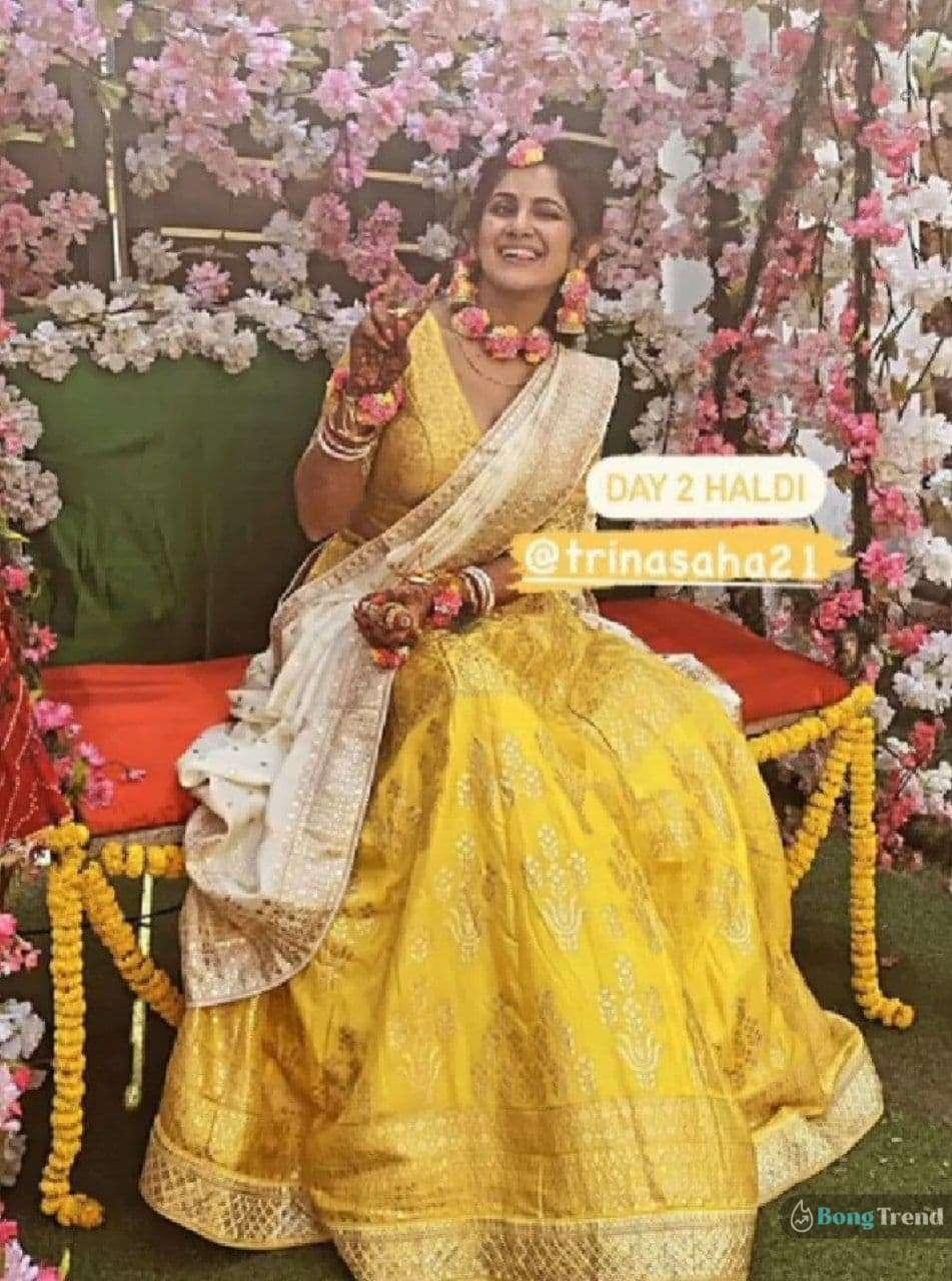 Trina Saha তৃনা সাহা Neel Bhattacharya নীল ভট্টাচার্য