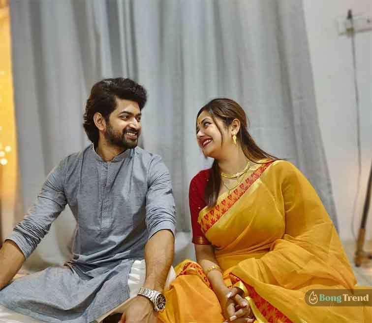 Om Sahani Mimi Dutta Marriage ওম মিমি