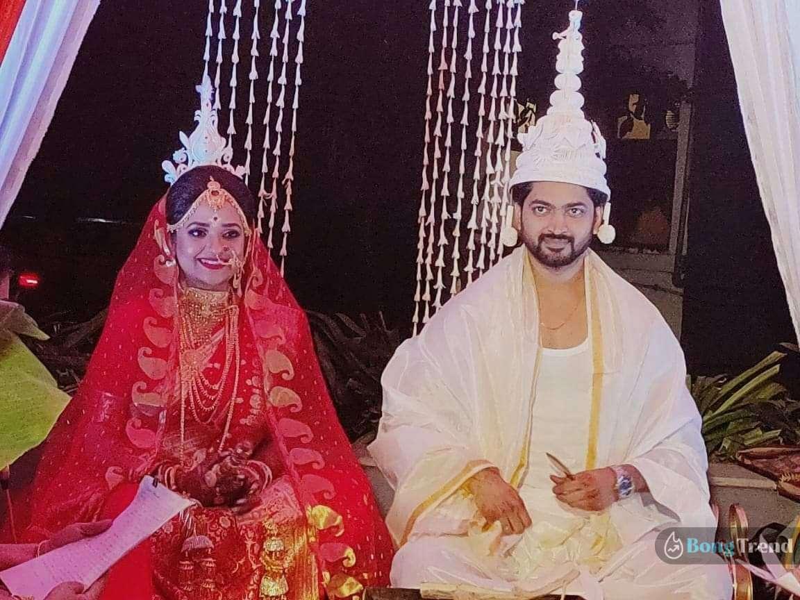Om Sahani Mimi dutt wedding