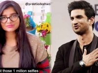প্রীতি দেশওয়াল Preetie Deshwal making World Record for Sushant SIngh Rajput Dream