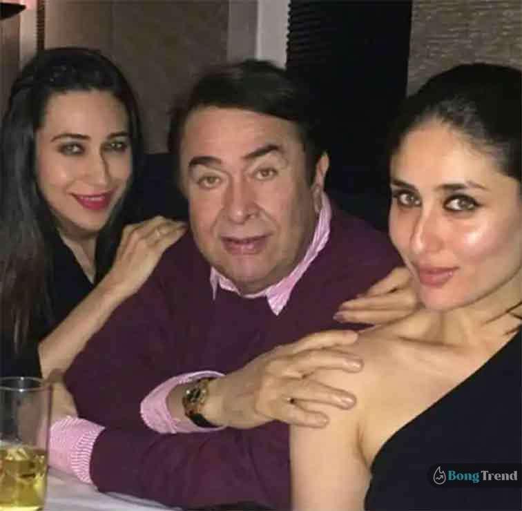 Randhir Kapoor Birthday Celebration Kapoor Family Trolled