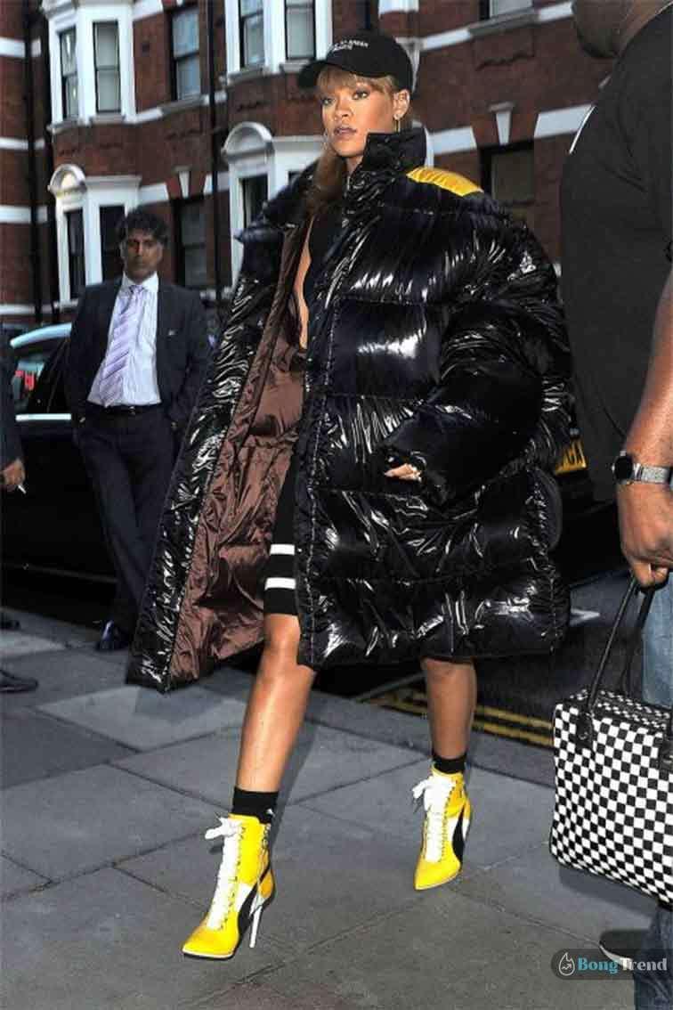 রিহানা Rihanna Dressing Style