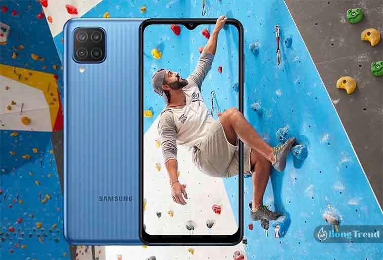 Tech news Samsung Galaxy M12