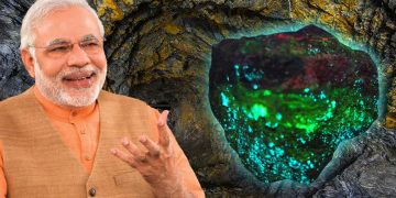 Uranium Found in india