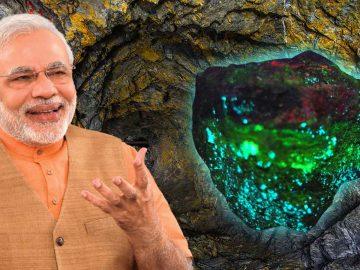 Uranium Found in india