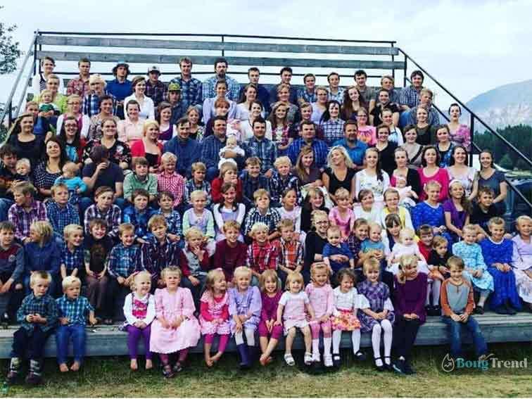 Winstone Blackmore 27 wifes 150 children