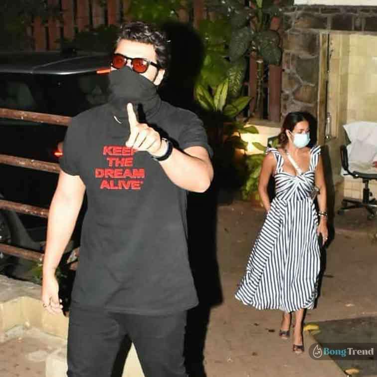 Arjun Kapoor in Kareena House Viral Video