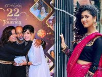 দিতিপ্রিয়া রায় Ditipriya Roy Parent's wedding anniversary
