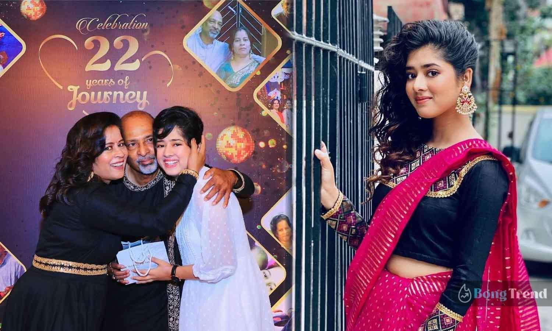 Photo of মা বাবার বিবাহবার্ষিকী সেলিব্রেট করলেন 'রানী রাসমণি' অভিনেত্রী দিতিপ্রিয়া, ছবি ভাইরাল নেটপাড়ায়