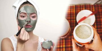 Clay Facemask