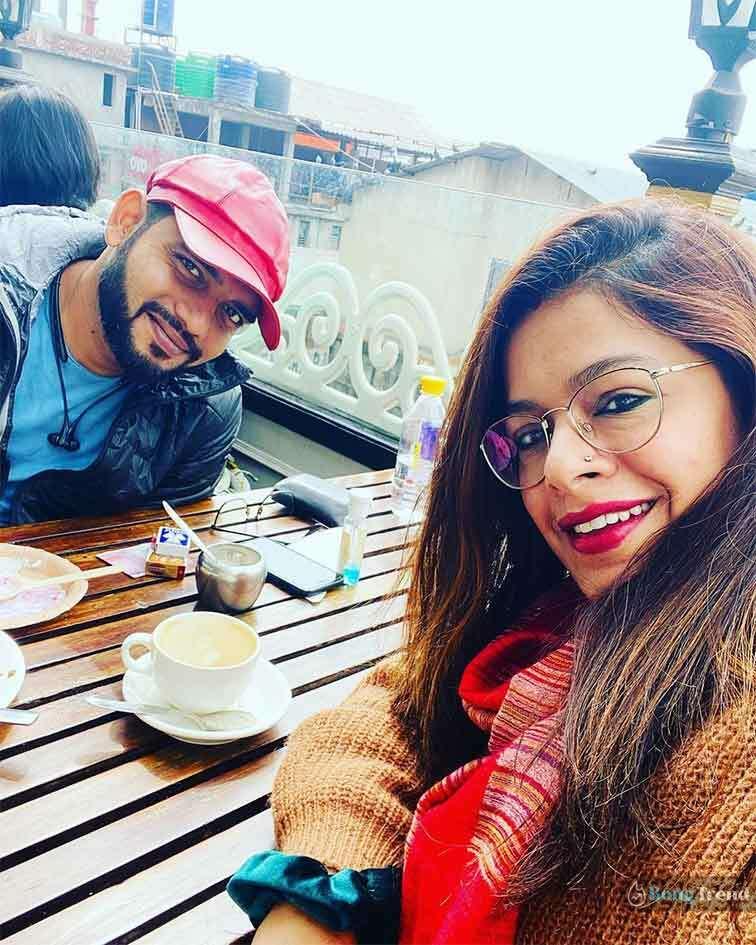 ইমন চক্রবর্তী Iman Chakraborty Nilanjan Ghosh Honeymoon