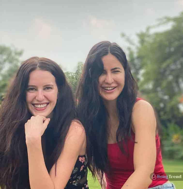 Katrina Kaif Sister Isabelle Kaif