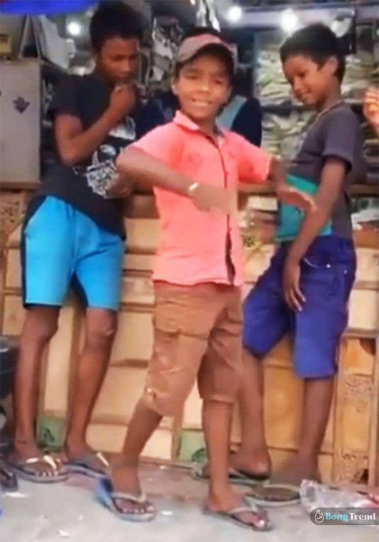 Viral Video Little boy dancing