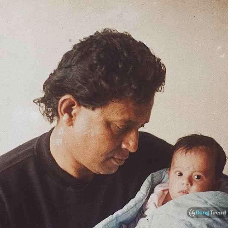 Mithun Chakraborty Daughter Dishani Chakraborty