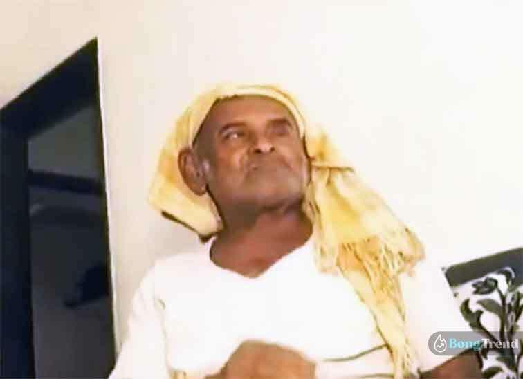 Ramdas Bodke Man eats stone for 32 years