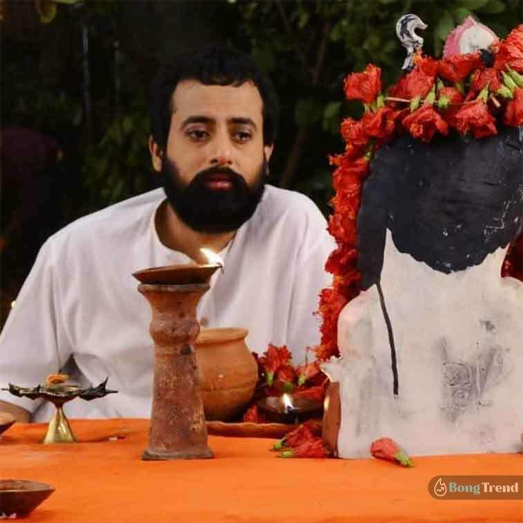 Rani Rashmoni Serial Ramkrishna actor Sourav Saha