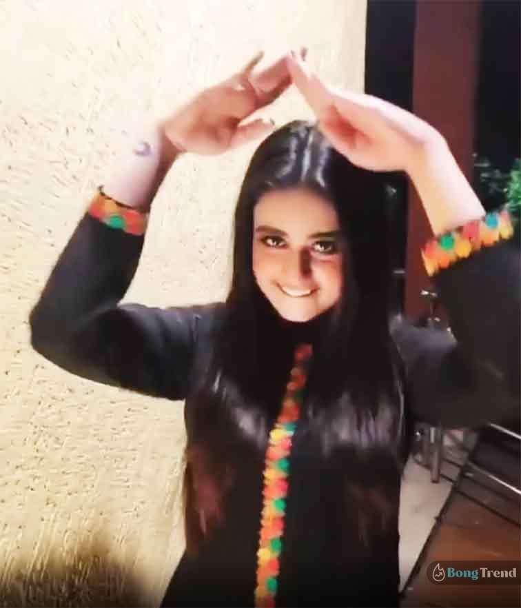 Radhika Swastika Dutta Dancing video