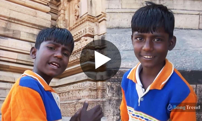 Viral Video of boy speaking 5 language