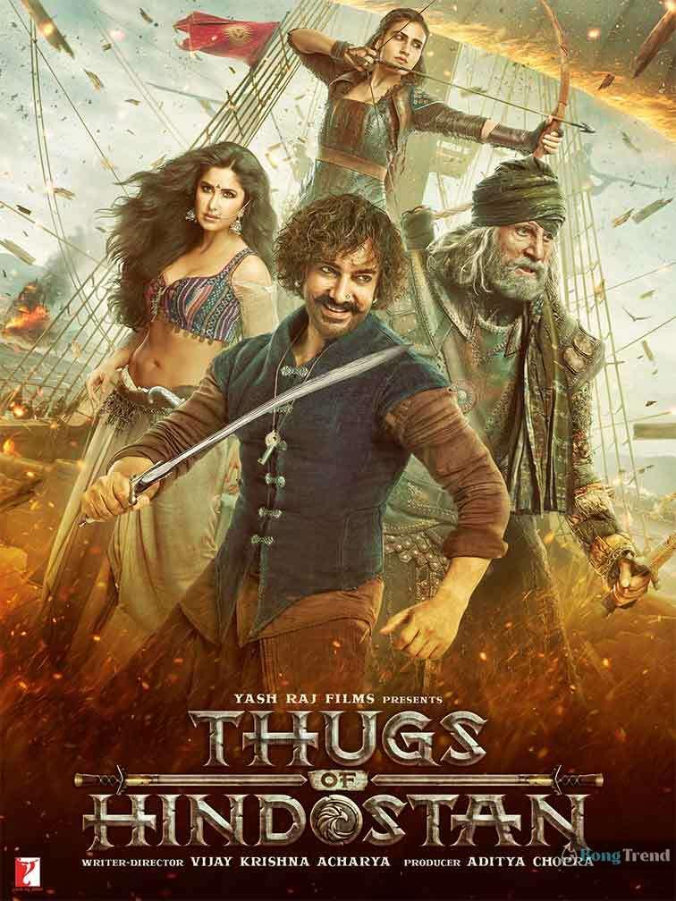 Aamir Khan Thugs of Hindusthan